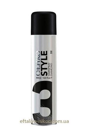 Спрей-Лак для волос Диамант сильной фиксации №3 C:EHKO