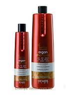 Питательный шампунь с Аргановым маслом для поврежденных волос Echosline Seliar Argan. - 350 mL