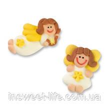 Ангелочки с мастики  48 шт/упаковка
