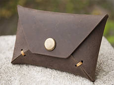 "Картхолдер ""Envelope brown2"""