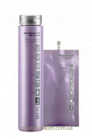 Гель для прямых и вьющихся волос ING Sleek And Wavy Gel