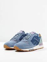 Кроссовки в стиле Reebok GL 6000 Blue женские