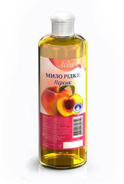 Жидкое мыло - Персик Леда