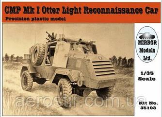CMP Mk.I Otter Recce Car 1/35 MIRROR 35103