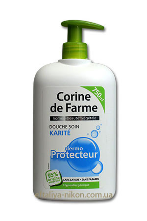 Гель для душа Каритэ Corine de Farme