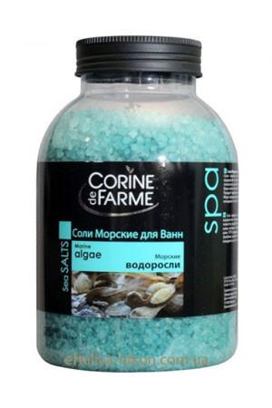 Соль для ванны с экстрактом водорослей Corine de Farme
