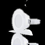 Светодиодный точечный светильник MAXUS LED SDL mini 3W 4100K (1-SDL-011-01), фото 3