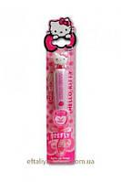 Зубная щетка Детская фигурная с подсветкой DR.Fresh Hello Kitty