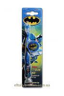 Зубная щетка Детская с держателем на присоске Batman DR.Fresh