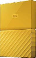 "HDD ext 2.5"" USB 2.0TB WD My Passport Yellow (WDBYFT0020BYL-WESN)"