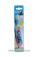 Зубная щетка Детская фигурная с подсветкой DR.Fresh Thomas&Friends