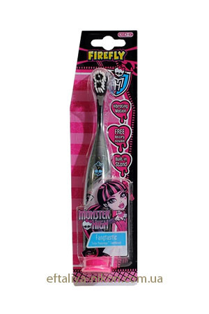 Зубная щетка Детская турбо MAX DR.Fresh Monster High