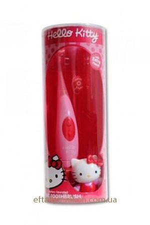 Зубная щетка Детская звуковая с запасной насадкой DR.Fresh Hello Kitty