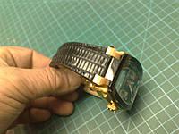 Ремешок из Игуаны для часов COBRA PARIS