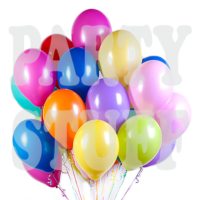 Воздушные шарики Gemar А50 пастель ассорти