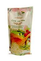 Соль для ванн Здоровое дыхание с эвкалиптом BIO pharma Laboratory