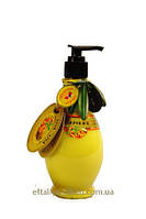 Крем для рук и ногтей заживляющий питательный с оливковым и облепиховым маслом Viva Oliva