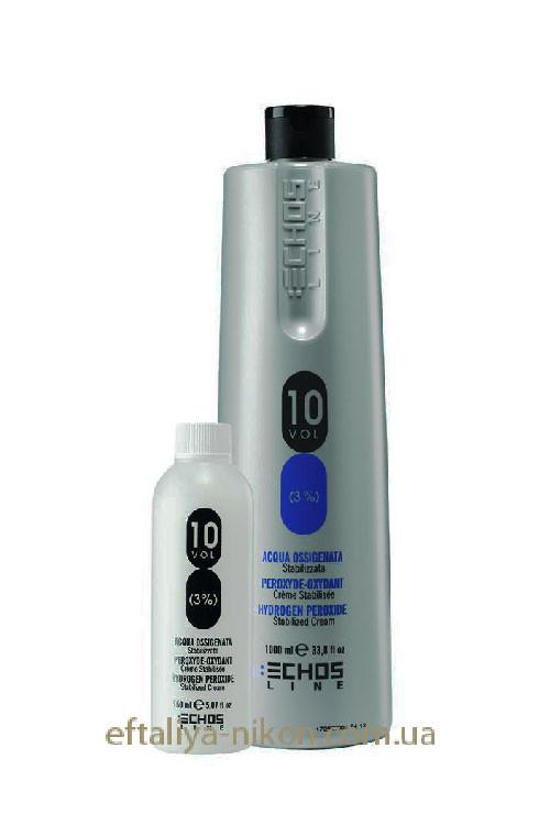 Крем-окислитель 10 VOL (3%) ECHOSLINE