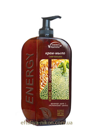 Крем-мыло Смягчающее Energy of Vitamins
