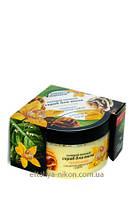 Солевой пенный скраб для тела Питательный сливочно-ванильное суфле Energy of Vitamins
