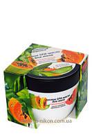 Густое SPA-масло для тела Питательное с маслом папайя и протеины шелка Energy of Vitamins