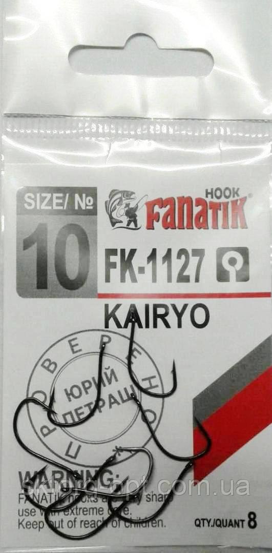Крючок Fanatik FK-1127  №10