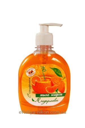 Мыло жидкое с глицерином Мандарин Вкусные секреты Energy of Vitamins