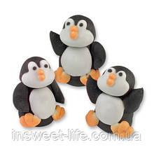 Пінгвіни з мастики 30 шт/упаковка