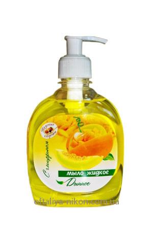 Мыло жидкое с глицерином Дыня Вкусные секреты Energy of Vitamins