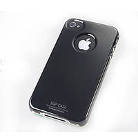Чехол SGP Case Ultra Thin для iPhone 4/4S Черный