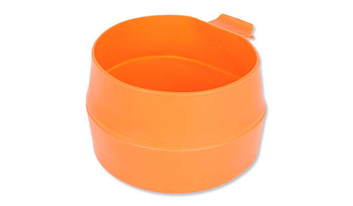 Кружка складная 600мл Wildo Fold-A-Cup® Big Orange 14737