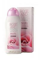 Очищающее молочко для лица Rose&Pearl Rosa Impex
