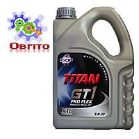 """Масло моторное синтетическое """"TITAN GT 1 PRO FLEX 5W-30"""", 4л"""