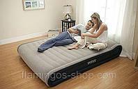 Надувная кровать Intex Pillow Deluxe 67726