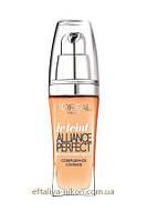 Крем тональный для лица L'OREAL Paris Alliance Perfect. - 30 mL