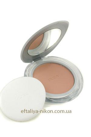 Пудра для лица PUPA компакт Silk Touch. - 11 g