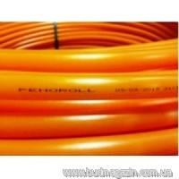 Труба полиэтиленовая PE-RT Penoroll 16х2 с кислородным барьером (Украина)