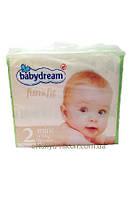 Памперс Babydream №2 (3-6 кг) 66 шт.
