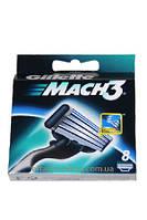 Лезвие (картридж) Gillette Mach 3, 8 шт.