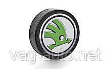 Хокейна шайба з логотипом Skoda