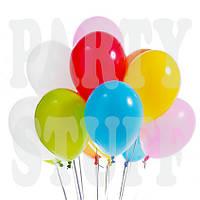 Надувные шары Gemar А60 пастель ассорти, 6' (16 см) 100 шт