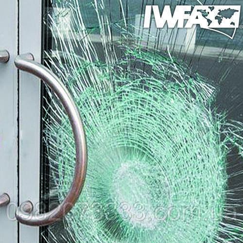 Бронирование стекол защитной противоударной пленкой 336 мкм Safety 12 mil (1,524)