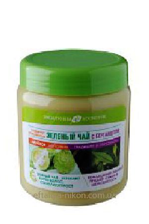 Бальзам для волос зеленый чай ЭКСКЛЮЗИВ КОСМЕТИК