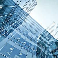 Архітектурне тонування стекол дзеркальної сонцезахисною плівкою Sun Control R Silver 35, фото 1