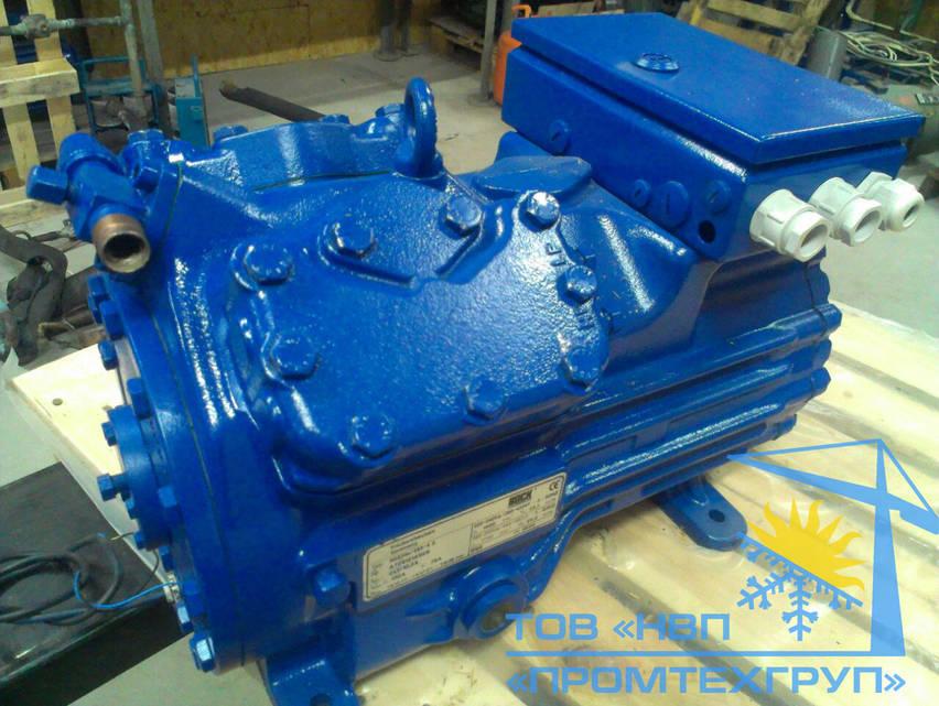 Холодильный компрессор Bock HGX34e/255-4 S б/у (22.1 m3/h)