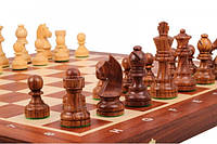 Турнирные шахматы №6, 54 см, Польша, фото 1