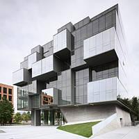 Архитектурное тонирование стёкол солнцезащитной плёнкой Sun Control HP Natural 20, фото 1