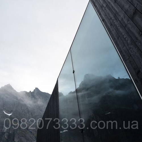 Архітектурне тонування стекол сонцезахисною плівкою Armolan HP Platinum 20