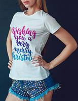 Новорічні футболки та толстовки