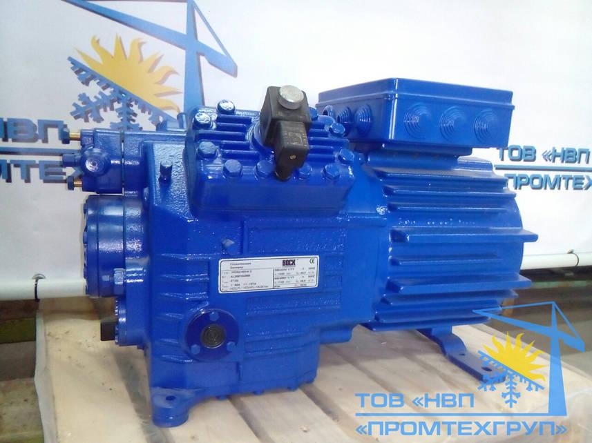 Холодильный компрессор Bock HGX4/465-4 S б/у (40.5 m3/h)